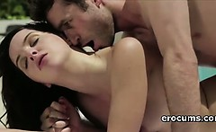 erotic sex video with hot couple fucking with lust by the