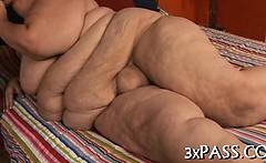 Black dick for fat girl