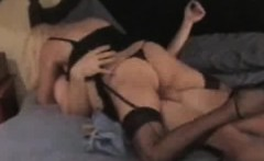 Mature woman fucking with young man