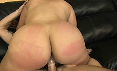 Sloppy Looking Latina Amateur Fucked Roughly On The Floor