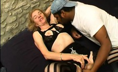 French granny Agnes analfucked