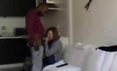 spy cam caught milf Patty sucking a BBC