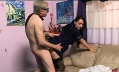 cfnm fetish nurse fucks old patient
