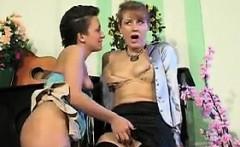 Naughty Russian Lesbians
