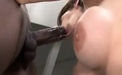Beauty Anal Creampied By A Big Black Cock