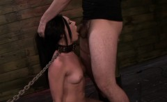 fetishnetwork nikki bell slave training for euro slut