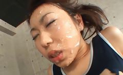 Mitsuki Hot Japanese party girl enjoys