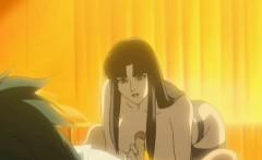 very hot sister caught him jerking off in her panties