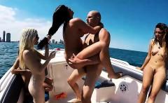 Hot Sex on the High Seas