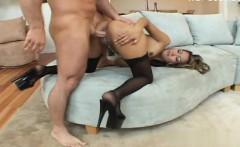 Big tits asslick