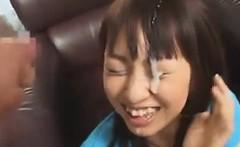 Bukkake For An 18 Year Old Asian Girl