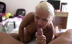 German SEXY CORA in privat POV SexTape on holiday