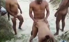 Dogging At The Beach