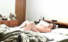 loud orgasm mum Lizz on hidden camera