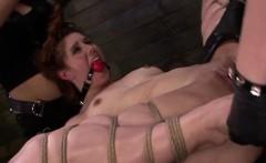 Strapon fucked lesbian punished roughly