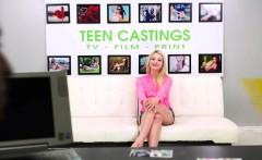 FetishNetwork Aubrey Gold endures bdsm casting audition