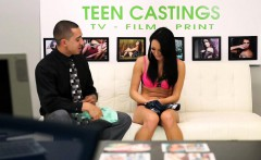 FetishNetwork Sabrina Banks supermodel bdsm casting