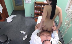 Medical spycam fetish with euro doc and nurse
