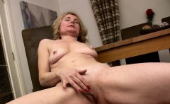 blonde milf isabella fucks herself with a toy