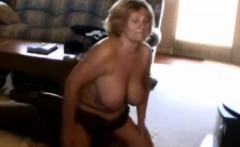 Cuckolding MILF Interracial facesitting
