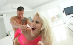 Cum filled pussy licking for gorgeous girls