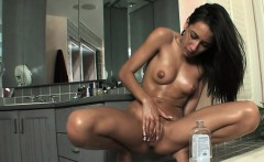 Sexy housewife loud orgasm