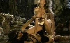 Sabrina Dawn, Randy Spears in 1980's porn video of savage