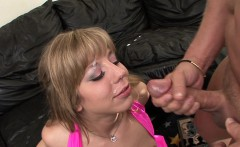 Asslicking Bitch Chastity Lynn Hammered Raw