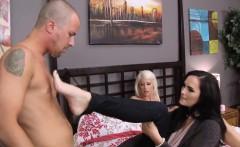 Milf Bianca Breeze fucked in threesome