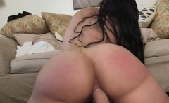 Wild Bitch Maid Carmen Goes Down With Facial Creaming