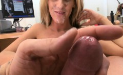 Fellow pounds milf in hardcore doggystyle untill he cums
