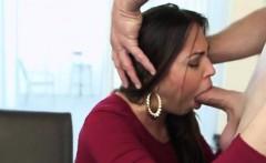 sexy slut julianna vega sucks cock and gets drilled