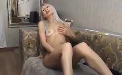 Mature Blonde Cam Slut
