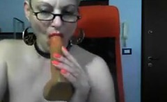 Mature Slut Being Naughty