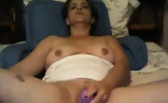 Thick Whore With A Toy