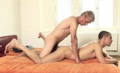 Robin Berg and Jan Cores Bareback Fuck