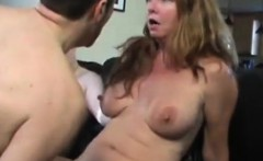 Mature and Young Jizz Party