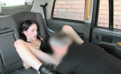 Innocent babe gets her tight asshole rammed by fake driver
