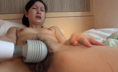 Solo asians toy and rub