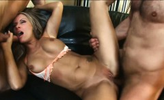 Busty Mom Madison Peet Having Sex On a Public Restaurant