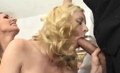Blonde Sluts Crave For Studs BigHard Cock