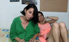 Two Hot Webcam Lesbians Play For You