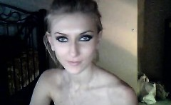 warm euro cam milf is going to do something for you
