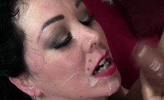 Horny milfs like Alexis Courture are quite cum-thirsty