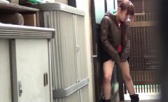 Weird japanese pee street