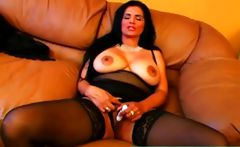 Big tits mature divorcee Dora