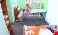 FakeHospital Sexy redhead will do anything