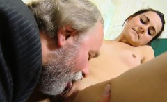 Ideal schoolgirl is seduced and banged by her senior instruc
