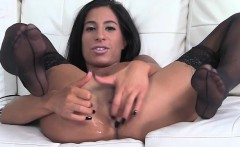 Hot Teen Stacy Jay take Toy In Her Ass
