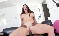 Alison Tyler takes a big black cock